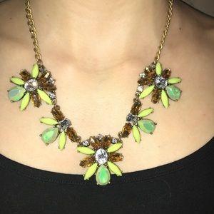 Colorful J.Crew necklace